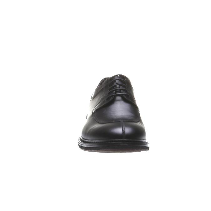 Pánske kožené poltopánky bata, čierna, 824-6709 - 16