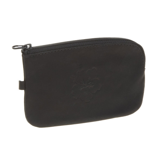 Kožená peňaženka bata, čierna, 944-6161 - 13