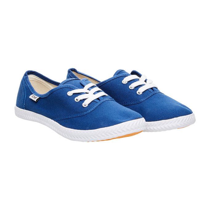 5199103 tomy-takkies, modrá, 519-9103 - 26