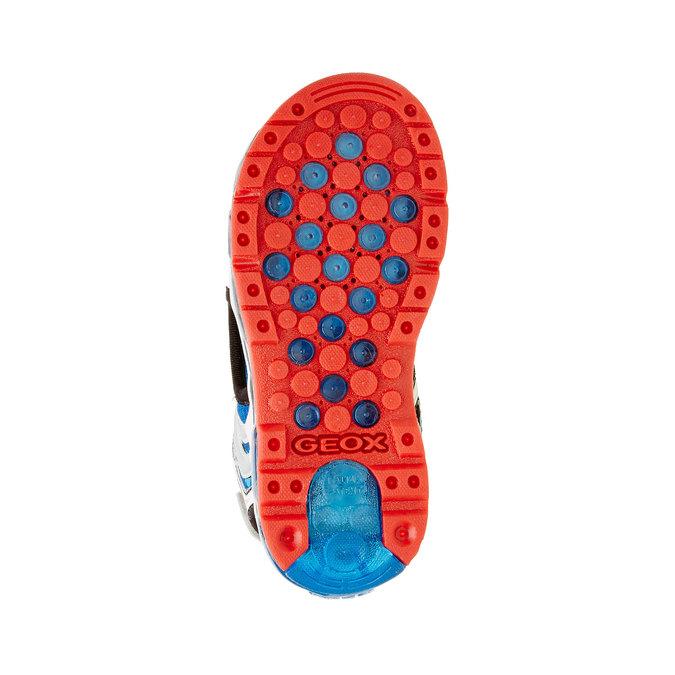 Detské sandále geox, biela, 361-1100 - 26