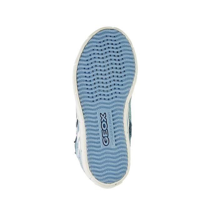 Detské členkové tenisky geox, modrá, 319-9104 - 26