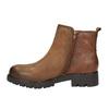 Dámska členková obuv bata, hnedá, 696-4606 - 26