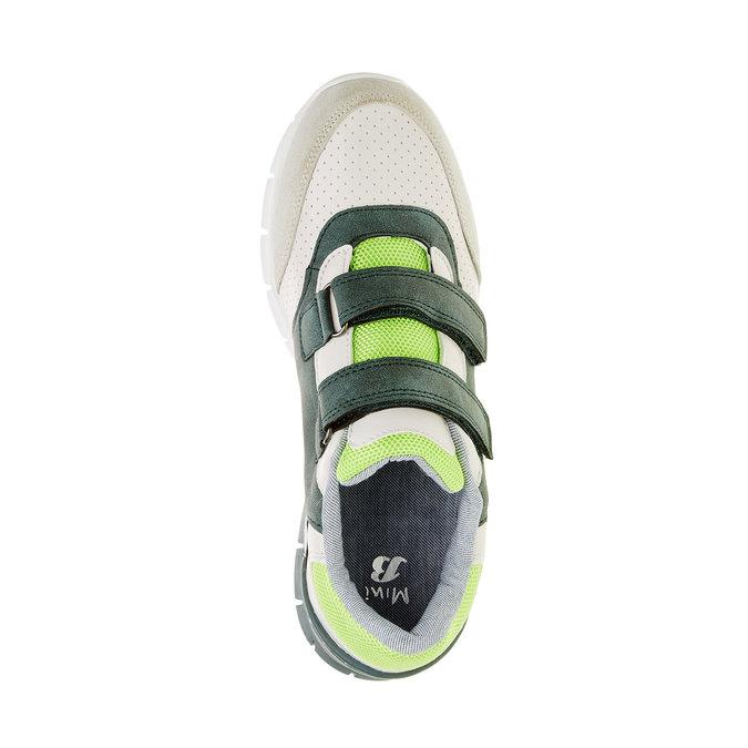 Detské tenisky mini-b, zelená, 311-7192 - 19