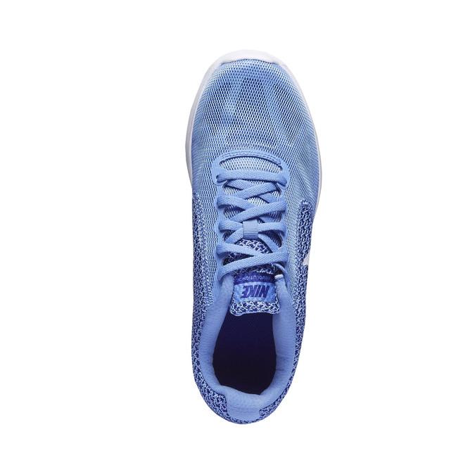 Dámske športové tenisky nike, modrá, 509-9220 - 19