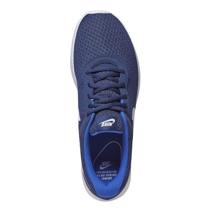 Pánske športové tenisky nike, modrá, 809-9557 - 19