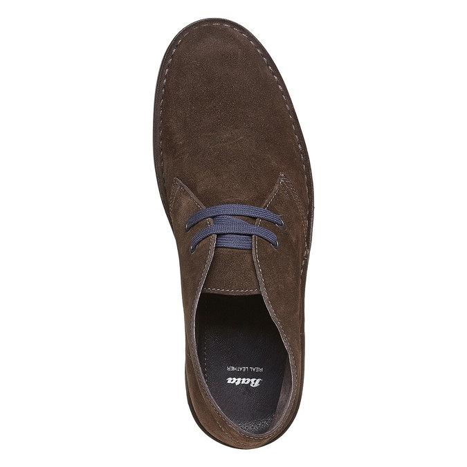 Členková obuv ve štýle Chukka bata, hnedá, 893-4275 - 19