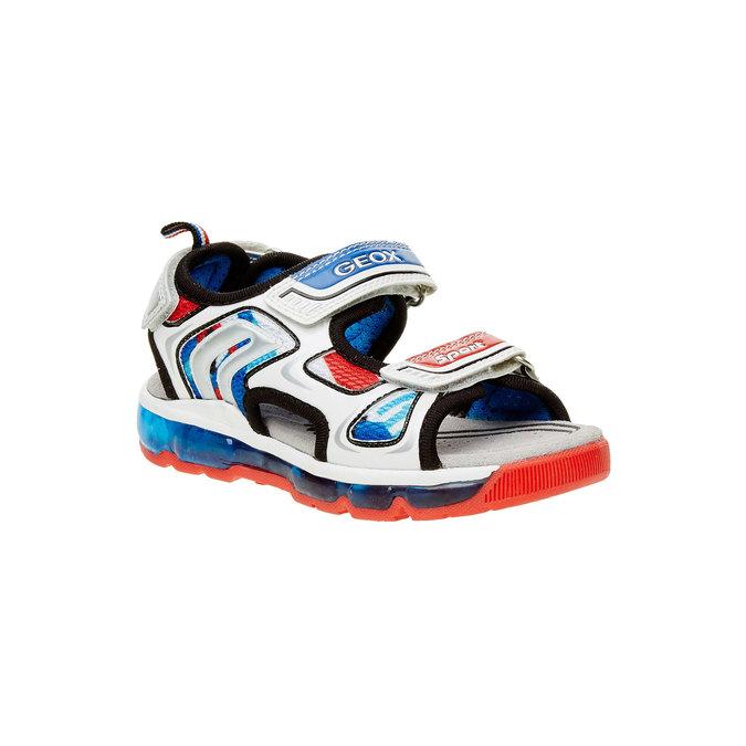 Detské sandále geox, biela, 361-1100 - 13