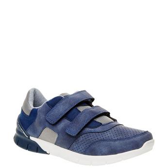 Detské tenisky mini-b, modrá, 311-9192 - 13