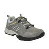 Dámska kožená obuv v Outdoor štýle power, šedá, 503-2829 - 13
