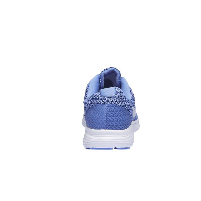Dámske športové tenisky nike, modrá, 509-9220 - 17
