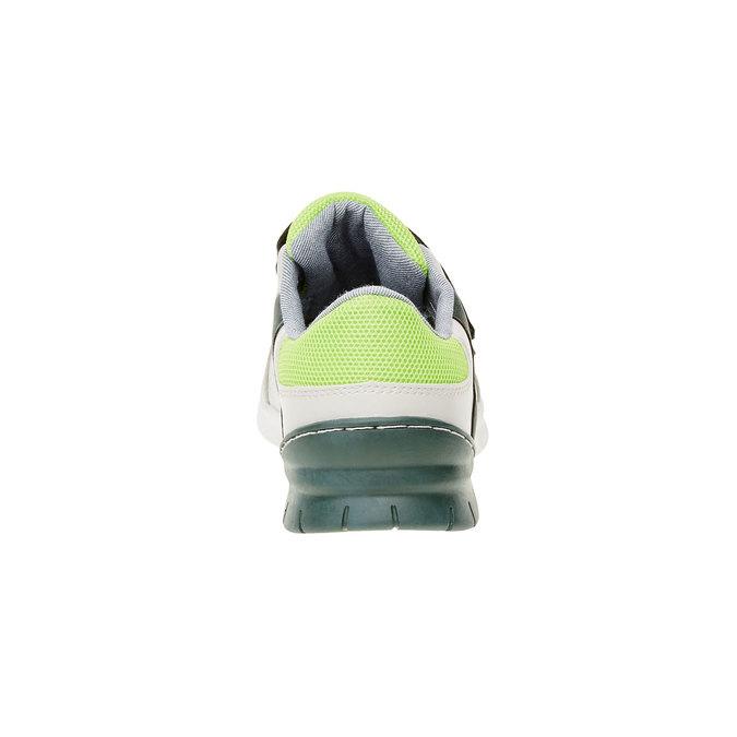 Detské tenisky mini-b, zelená, 311-7192 - 17