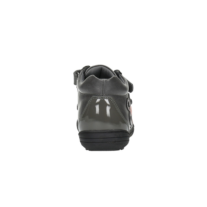 Detské tenisky mini-b, šedá, 221-2600 - 17
