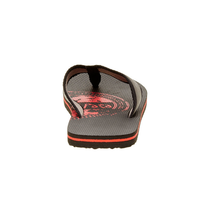 Pánske žabky pata-pata, čierna, 881-6601 - 17