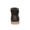 Pánske členkové tenisky bata, hnedá, 844-4625 - 17