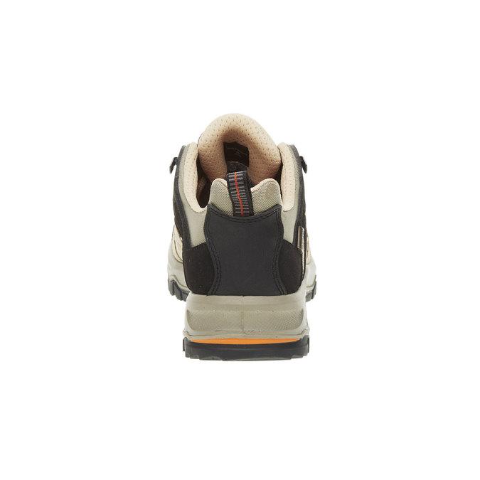 Kožené Outdoor topánky, žltá, 543-8208 - 17