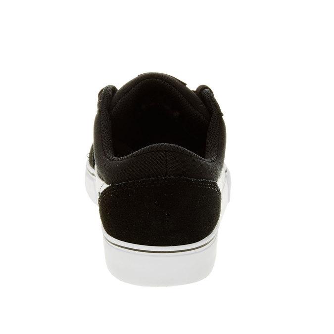 Pánske kožené tenisky nike, čierna, 803-6134 - 17