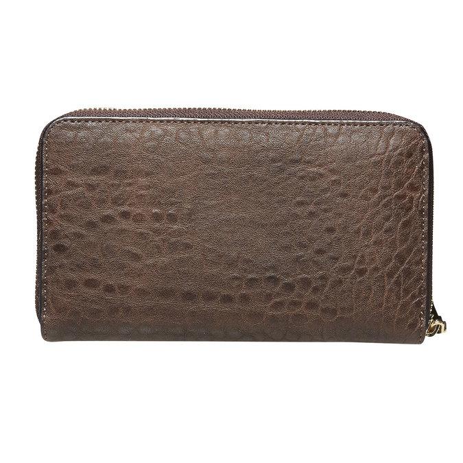 Dámska peňaženka bata, hnedá, 941-4102 - 26