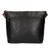Kožená Crossbody kabelka weinbrenner, čierna, 964-6201 - 26