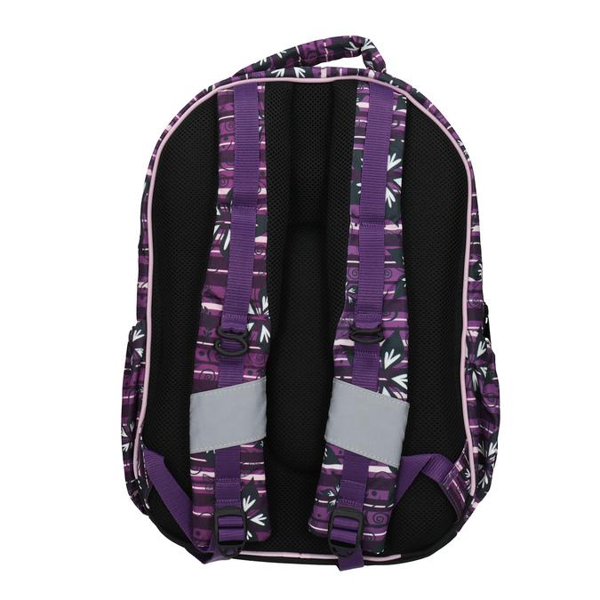 Fialový školský batoh belmil, fialová, 969-5628 - 26