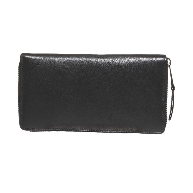 Kožená peňaženka s elegantným dizajnom bata, čierna, 944-6120 - 26