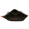 Kožená Crossbody kabelka weinbrenner, čierna, 964-6201 - 15