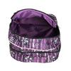 Fialový školský batoh belmil, fialová, 969-5628 - 15