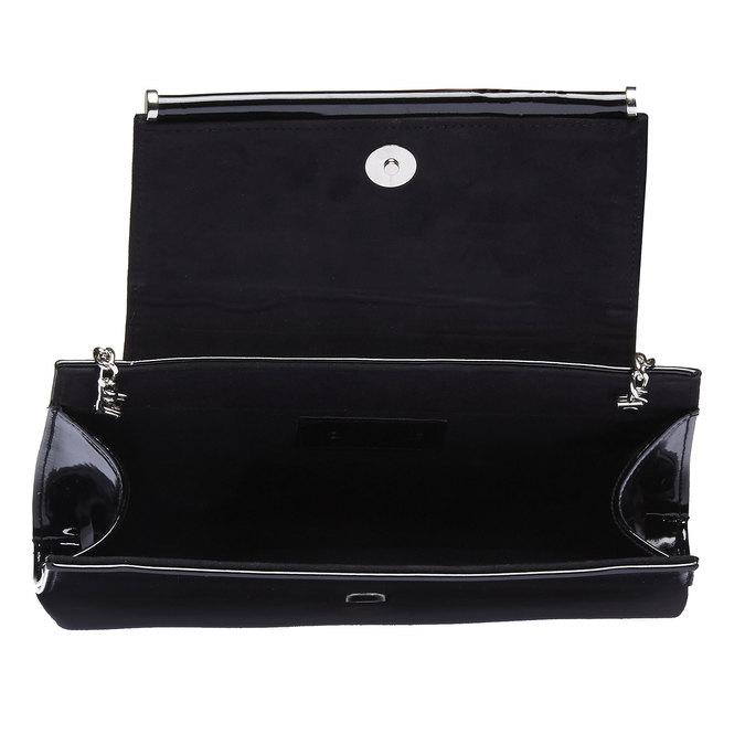 Dámska listová kabelka bata, čierna, 961-6745 - 15
