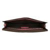 Ružová listová kabelka bata, ružová, 961-5624 - 15
