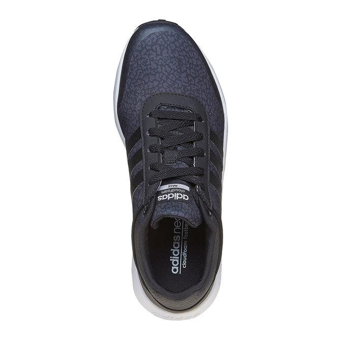 Čierne športové tenisky adidas, čierna, 509-6922 - 19