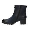 Dámska členková obuv bata, modrá, 696-9603 - 26