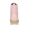 Kožená šnurovacia obuv na priehladnej podrážke weinbrenner, ružová, 596-5639 - 17