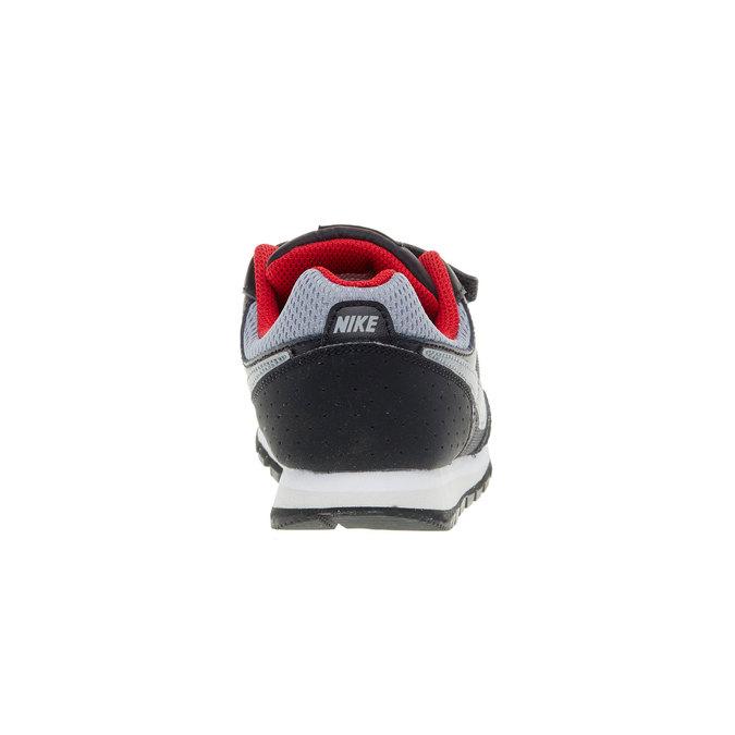 Detská športová obuv nike, čierna, 303-6132 - 17