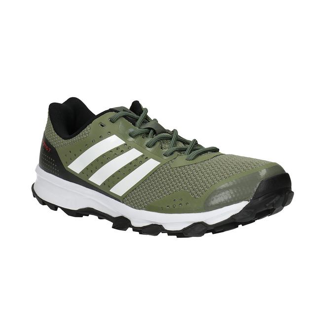 Pánske bežecké tenisky adidas, zelená, 809-7190 - 13