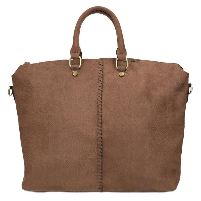 Hnedá dámska kabelka bata, hnedá, 969-3622 - 19