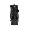 Dámska členková obuv bata, čierna, 594-6617 - 17