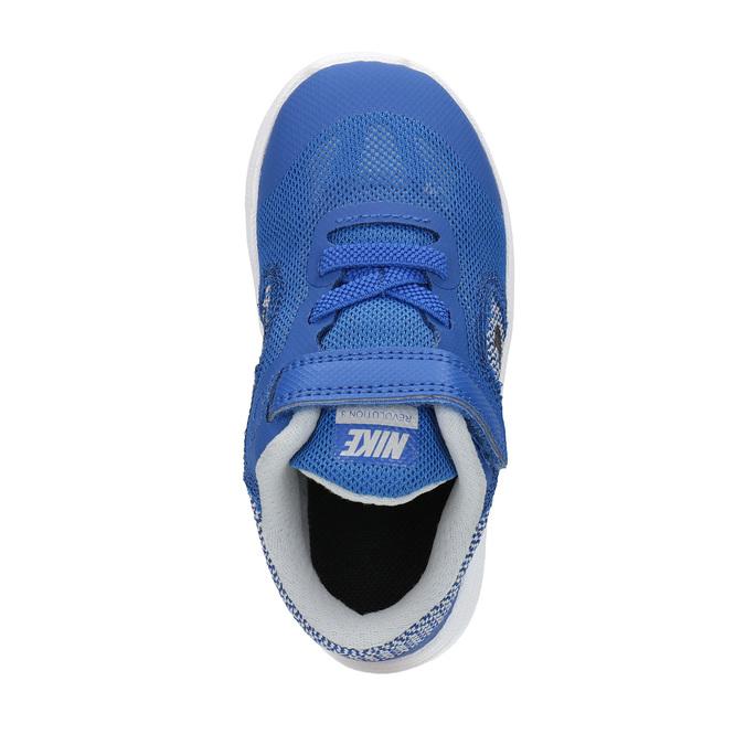 Detské športové tenisky nike, modrá, 109-9322 - 19