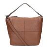 Kožená Hobo kabelka bata, hnedá, 964-4233 - 19
