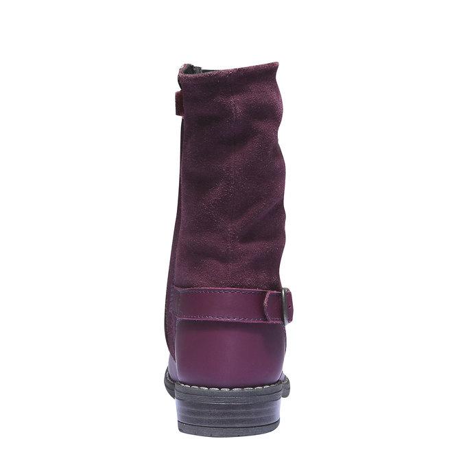 Detská obuv mini-b, červená, 394-5101 - 17