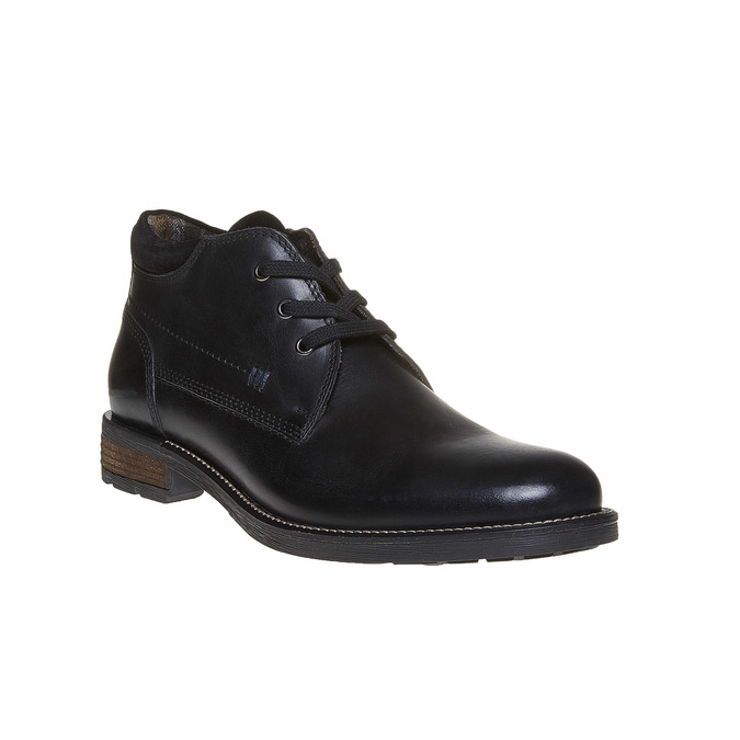 Členková obuv bata, čierna, 894-6661 - 13