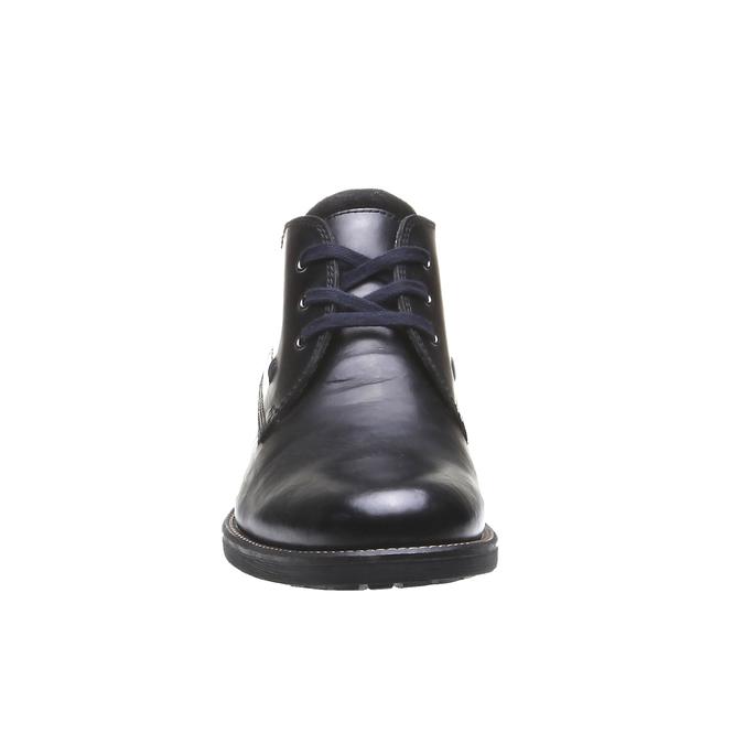 Členková obuv bata, čierna, 894-6661 - 16