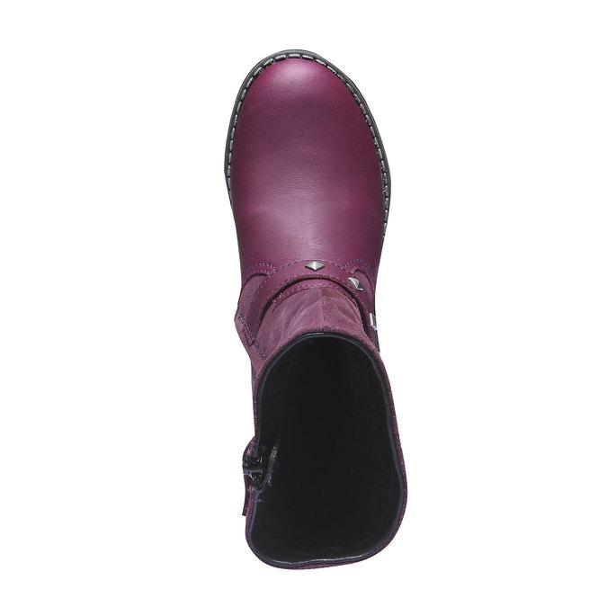 Detská obuv mini-b, červená, 394-5101 - 19