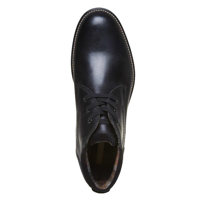 Členková obuv bata, čierna, 894-6661 - 19