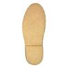 Kožené Chukka Boots bata, čierna, 824-6665 - 26