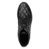 Dámska členková obuv bata, čierna, 591-6614 - 19