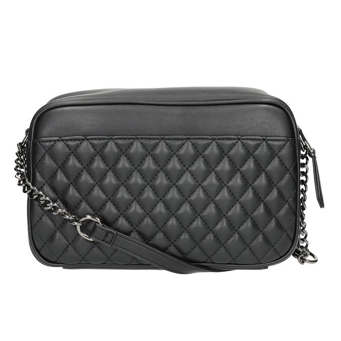 Dámska Crossbody kabelka s prešívaním bata, čierna, 961-6158 - 19