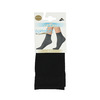 Dámske ponožky omsa, čierna, 919-6416 - 13