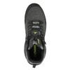 Členková kožená obuv v Outdoor štýle power, čierna, 803-6112 - 19