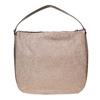 Hobo kabelka so zipsami bata, šedá, 969-2460 - 26
