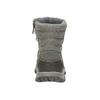 Detská členková obuv mini-b, šedá, 411-2602 - 17