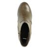 Členková obuv na širokom podpätku bata, hnedá, 791-3601 - 19